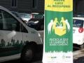 Il furgoncino Ecolamp e Amsa in giro per Milano|I materiali informativi Ecolamp e Amsa in giro per Milano|Il furgoncino Ecolamp e Amsa in giro per Milano 11
