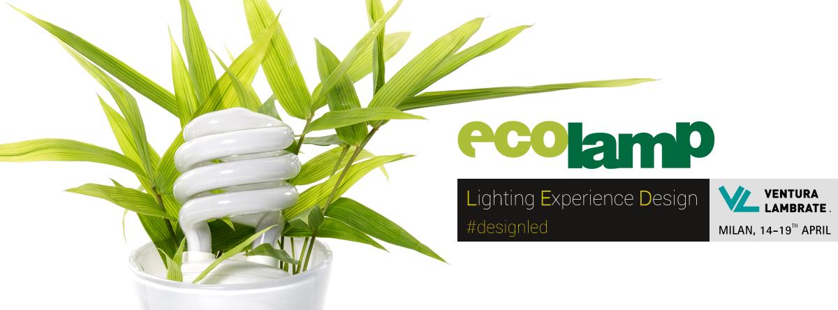 Ecolamp a LED - Ventura Lambrate, Fuorisalone 2015