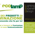 Ecolamp al Fuorisalone 2015 - home