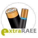 Con ExtraRAEE puoi smaltire anche pile e accumulatori